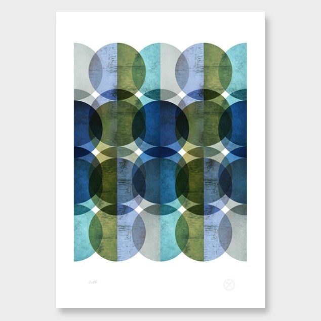 Dotti Art Print by Pencil & Hammer