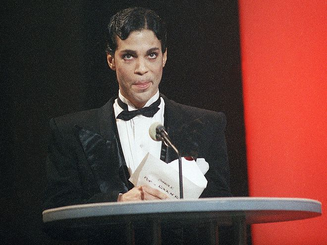Prince: Celebrate the Icon's 60th Birthday with Images ...