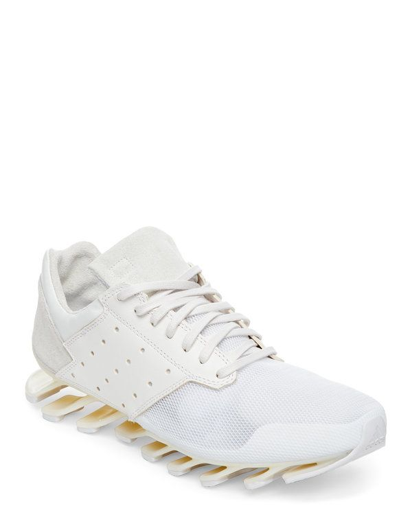 """Check out """"Milk Springblade Low Sneakers"""" from Century 21"""