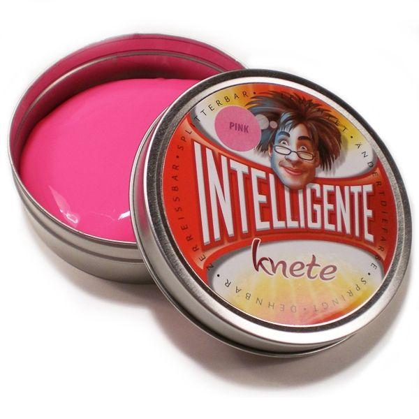 Intelligens gyurma pink Intelligente Knete | Kreatív Játék - Gyermekeink mosolyáért!