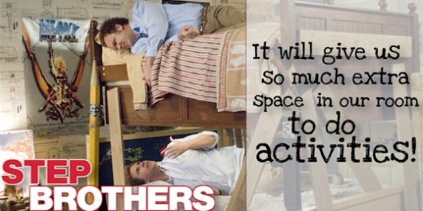 Step Brothers Karate In The Garage Quote: Best 25+ Stepbrothers Movie Ideas On Pinterest