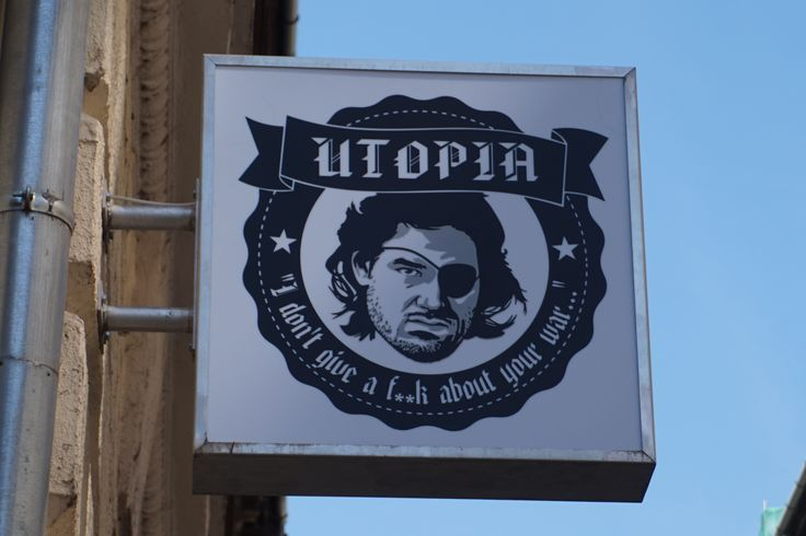 Utopia tábla
