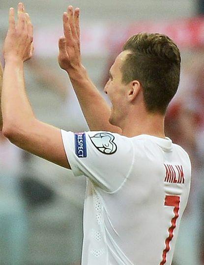 "Lewandowski i Milik zadowoleni. ""Dobre losowanie!"". http://sport.tvn24.pl/pilka-nozna,105/lewandowski-i-milik-zadowoleni-dobre-losowanie,602480.html"