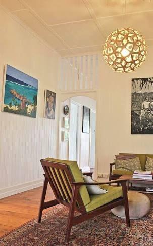 Image result for traditional queenslander homes interior