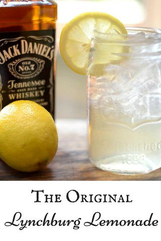 Lynchburg Lemonade - Southern Sisters Home