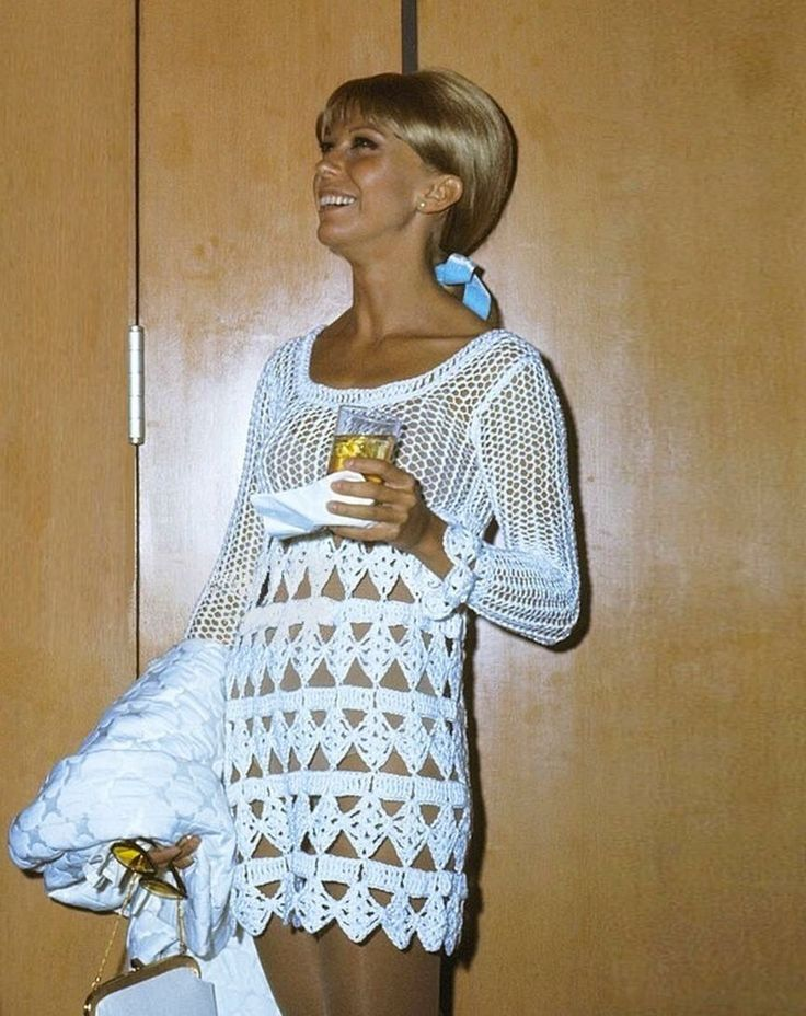 Nancy Sinatra at a party in Los Angeles photographed by Ron Galella