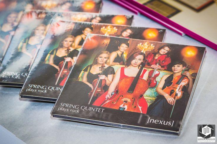Spring Music poleca na święta niesamowity kwintet smyczkowy Spring quintet (szczegóły: https://www.facebook.com/pages/Spring-Music/417169491711451) fot. Gordon Blackler Photography