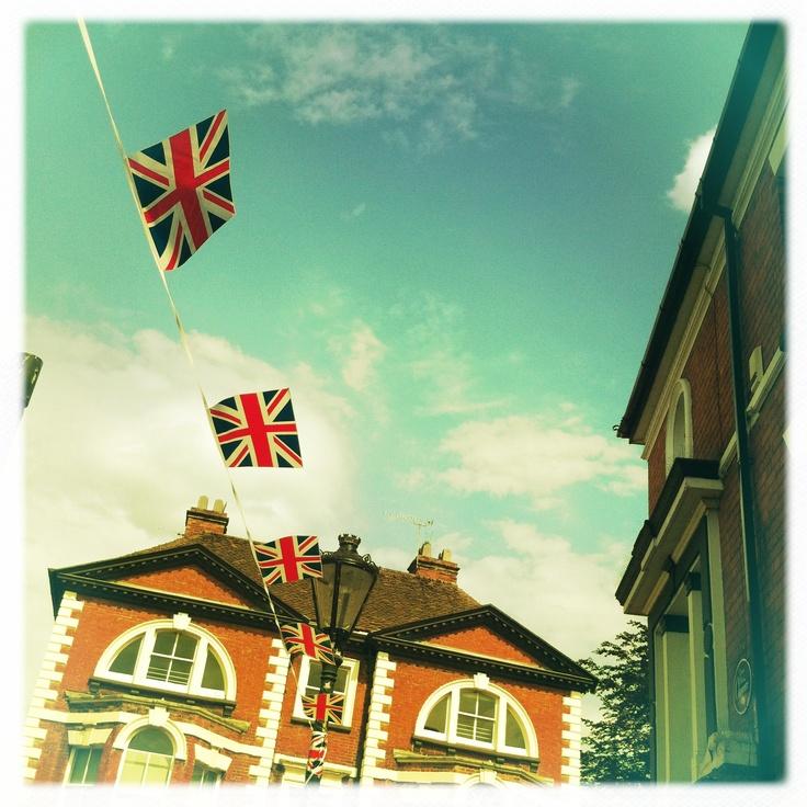 Rule Britannia.   © Emily Rickard