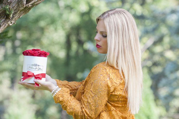 Lasa-te pe mana specialistilor BloomForYou pentru cadouri romantice WOW!