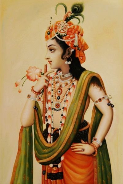 Sweet Krishna, the one and only Doer