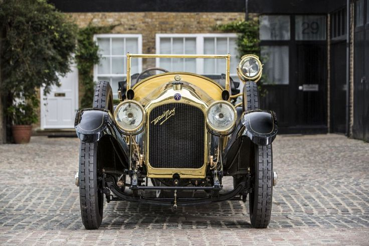 1913 Turcat-Mery Model MJ Boulogne Roadster | Cars for sale | FISKENS