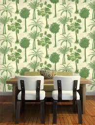 Coconut Grove Emerald is $149 per roll at www.wallcandywallpaper.com.au