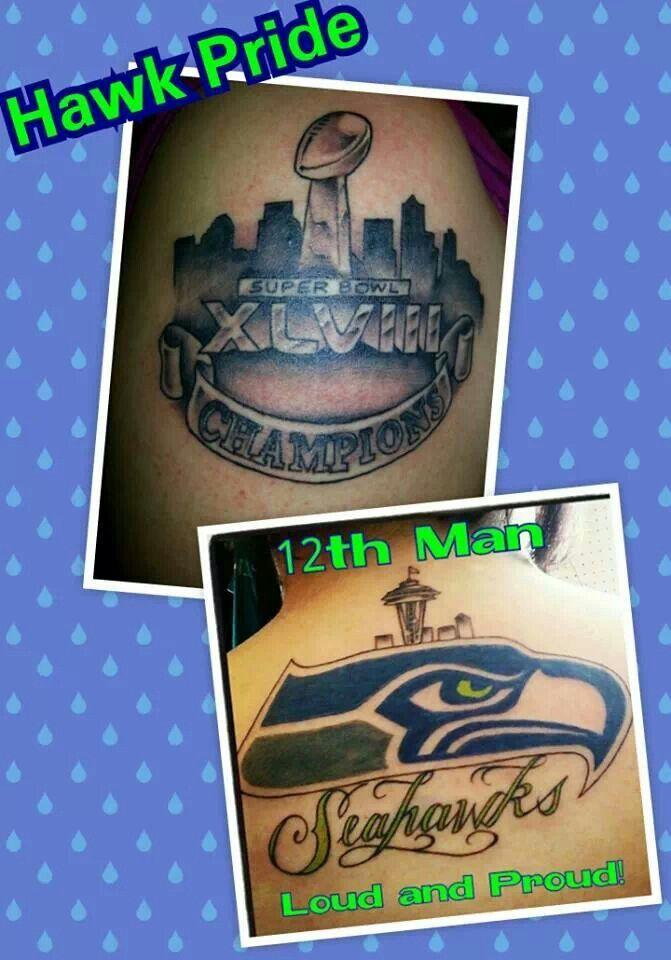 22 mejores imágenes de Tattoos en Pinterest | Seattle seahawks ...