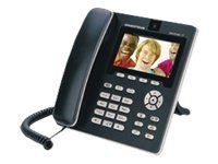 "GrandStream GXV3140 IP Multimedia Phone With 4.3inch LCD by GrandStream. $138.00. - Grandstream IP Multimedia phone- Make free voice and video calls upon installation- Access real time information through an integrated web browser RSS feeds of weather/news/stocks and inter radio- Access to Yahoo Flickr web photo album alarm clock calendar games music ring tones- Full-duplex speakerphone and popular voice codec support ensure best-in-class telephony features- 4.3"" digit..."