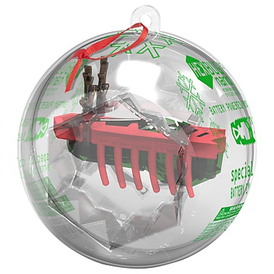 Buy Hexbug Nano Christmas Edition, Assorted online at JohnLewis.com - John Lewis