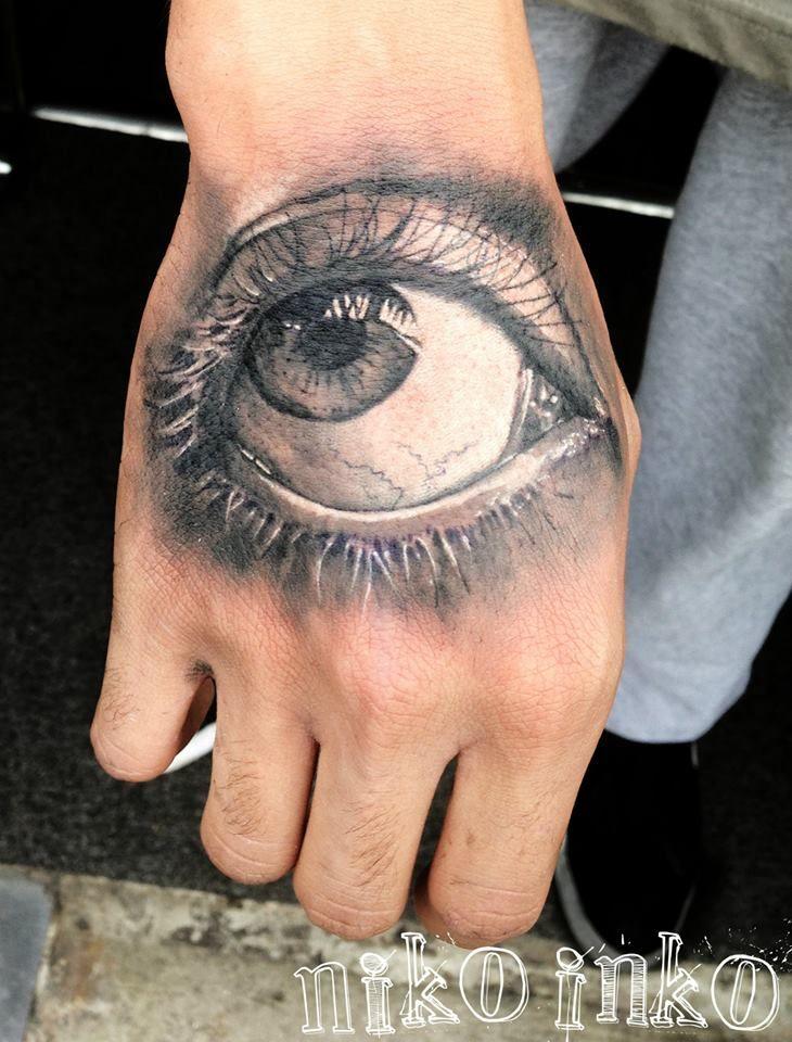 Amazing tattoos by Niko Inko