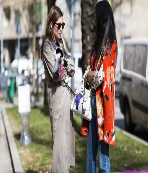 cool Milano Moda Haftası / Sokak Modası