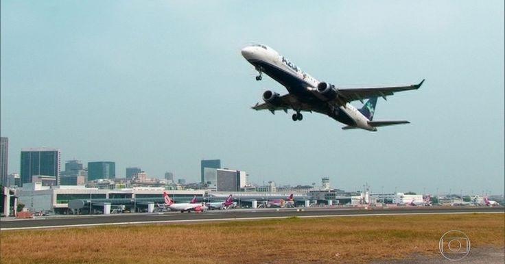 Número de passageiros de voos pelo Brasil diminui há 15 meses