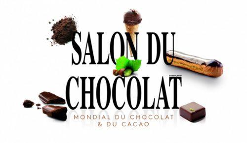 Salon du Chocolat de Paris 2016.