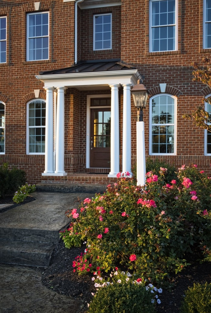 10 best Portico images on Pinterest | Front entrances, Canopy and ...