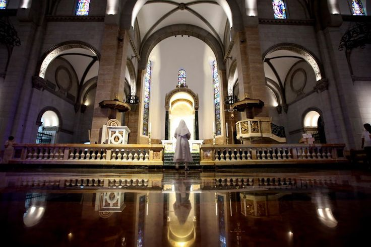 LOOK: The new Manila Cathedral | ABS-CBN News