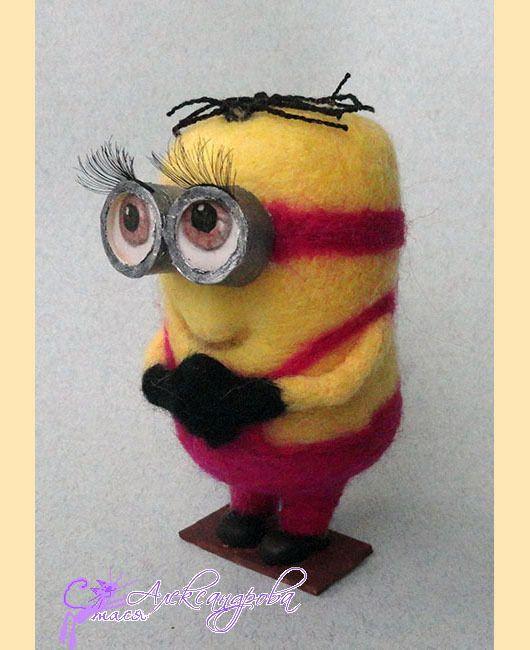 """Купить Миньоны из """"Гадкий я"""" разные - желтый, гадкий я, миньоны, миньон, игрушка миньон"""