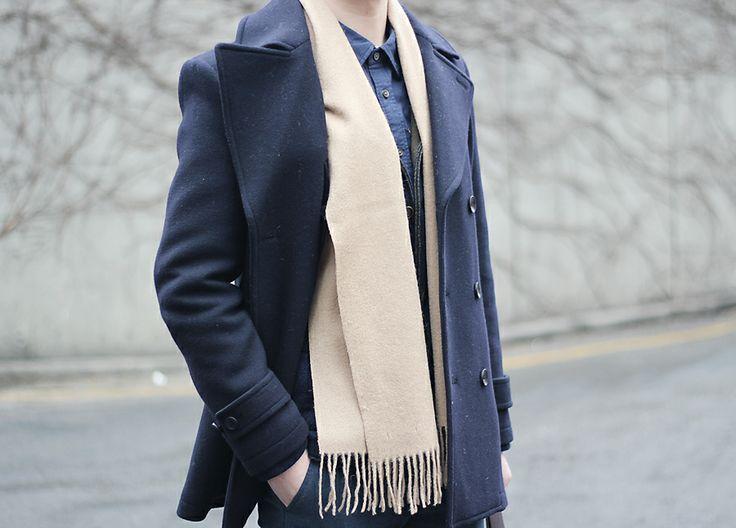 series pea coat styling