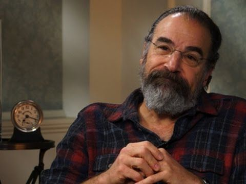 """Princess Bride"" star Patinkin reveals his favorite line in the film /// It's so crazy to hear his normal voice! Anyway, this is so sweet. <3"