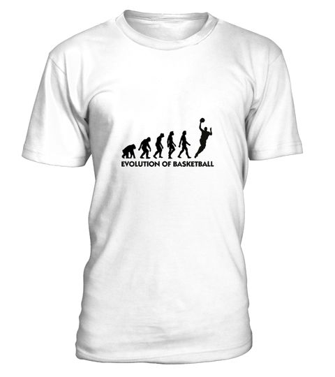 # The Evolution of Basketball .  Get this BEST-SELLING T-ShirtGuaranteed safe and secure payment with:Best quality on the market, great selection of colors and styles!The theory of evolution by natural selection was first described in detail by Charles Darwin in his 1859 book The Origin of Species.(sports, Darwin, stylish, NBA, homo sapien, cool, Evolution, darwinism, ape, human, Evolve, artpolitic, Mandapeno, funny, basketball, humor, evolution, man, US Sports, Basketball, Slam Dunk…