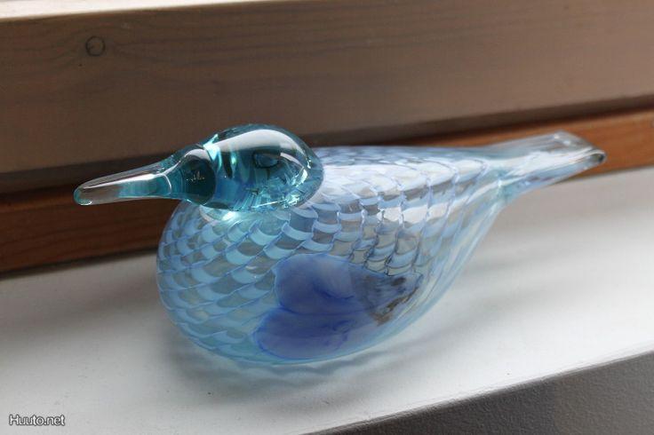 Oiva Toikka prototype for 2004 SSKK bird