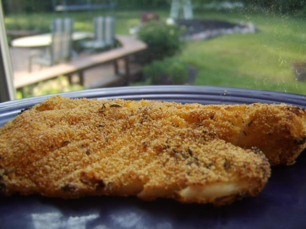 17 best images about african recepies on pinterest for Breaded fish in oven