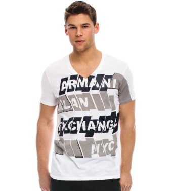 Armani Exchange Segment T-shirt