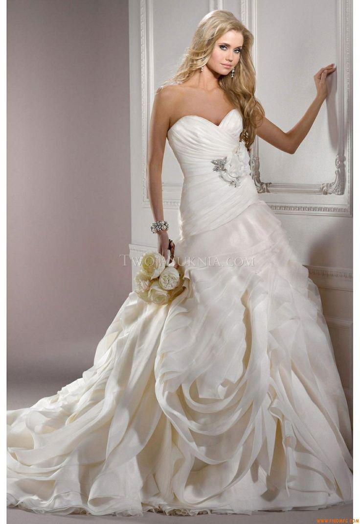 35 best Vestidos de noiva Maggie Sottero images on Pinterest ...