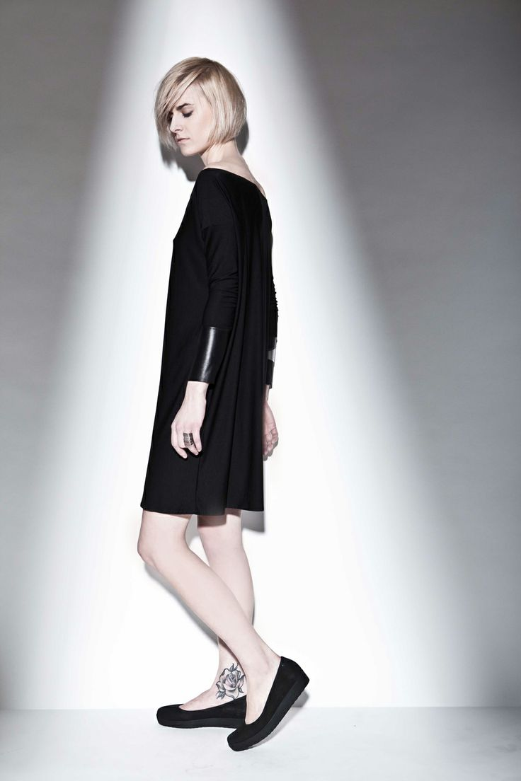 "HI-END ""T"" dress 
