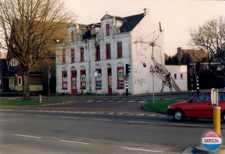 Leyenbroekerweg Sittard (jaartal: 1980 tot 1990) - Foto's SERC