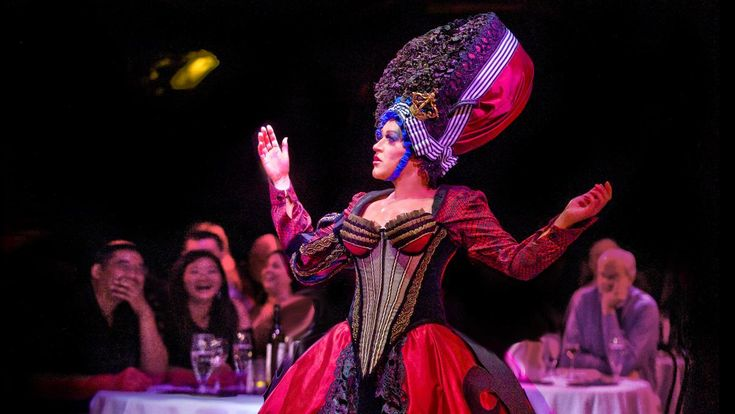 Farewell! Final curtain for Teatro ZinZanni at Seattle Center is Sunday #music #Seattle #theater #foodie