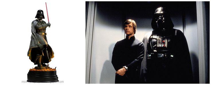 Sebastian Shaw as Anakin Skywalker: Darth Vader Mythos: Star Wars Dark Lord of the Sith Statue