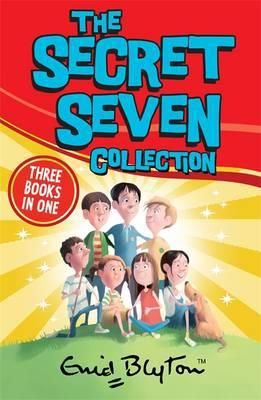 The Secret Seven Collection by Enid Blyton For the final August review of…