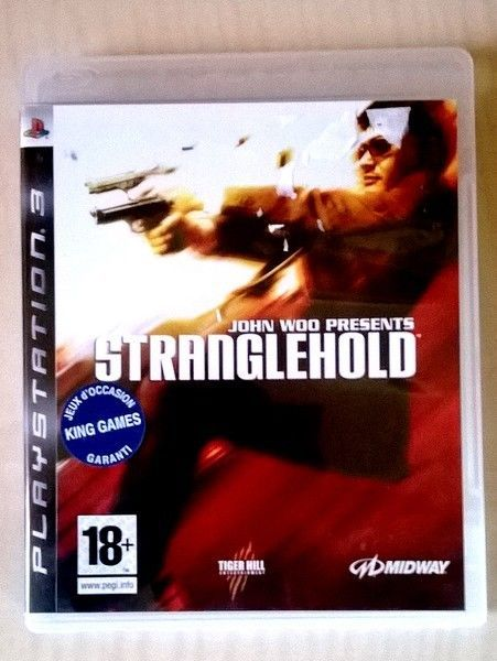 Jeu video pour playstation 3 - John Wood - STRANGLEHOLD