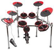 ddrum - DD5X 6-Piece Digital Drum Set - Black