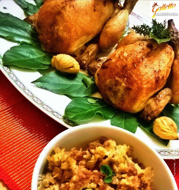 In Cucina con Mamma Agnese: Galletti Ripieni Ricetta delle Feste