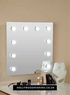 1000 ideas about mirror with lights on pinterest bathroom mirror lights b. Black Bedroom Furniture Sets. Home Design Ideas