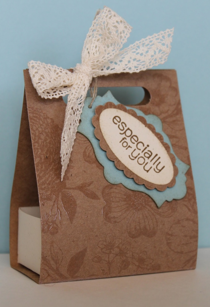 Julie B's Stampin' Space: A Sneak Peek for this Friday's Class!