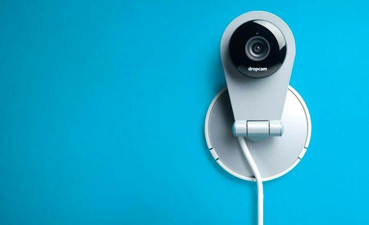 Google Compra la Empresa de Vigilancia Dropcam a Través de Nest