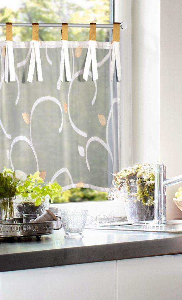 48 besten gardinen im landhausstil bilder auf pinterest gardinen im landhausstil g nstig. Black Bedroom Furniture Sets. Home Design Ideas