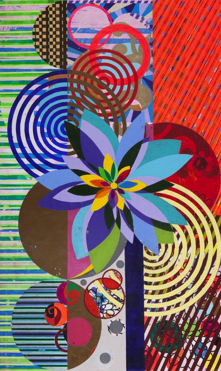 Beatriz Milhazes - Art...