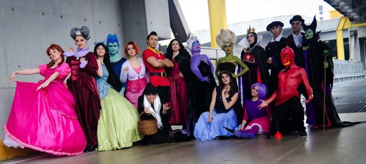 Community Post: 10 Disney Diva Villain Costumes For Halloween