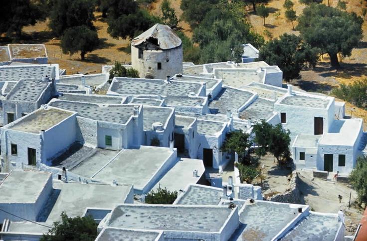 Skyros Town in 1964 #vintage #Greece