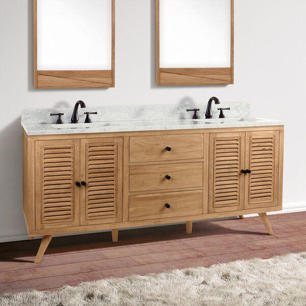 Toby 73 Double Bathroom Vanity Vanity Single Sink Bathroom Vanity Best Bathroom Vanities