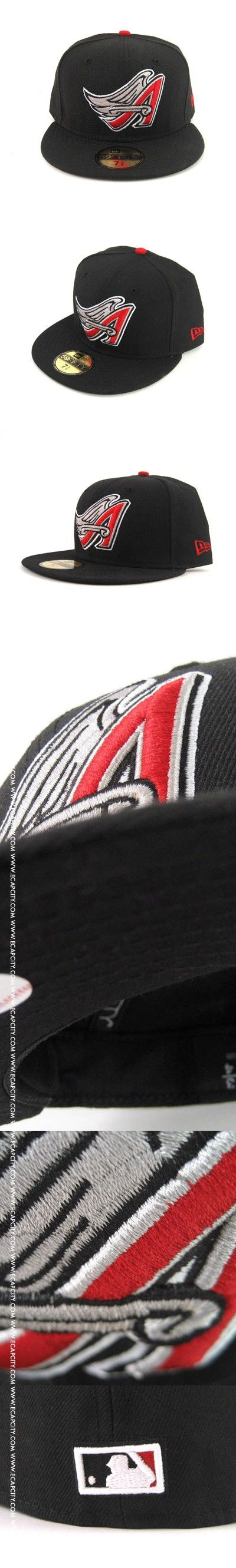Anaheim Angels New Era Hat (AIR JORDAN IV RETRO)